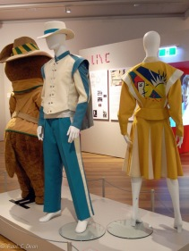 Expo Costumes - On display at the Museum of Brisbane, City Hall.