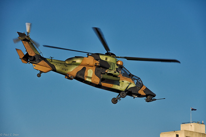 Military Helicopter 3